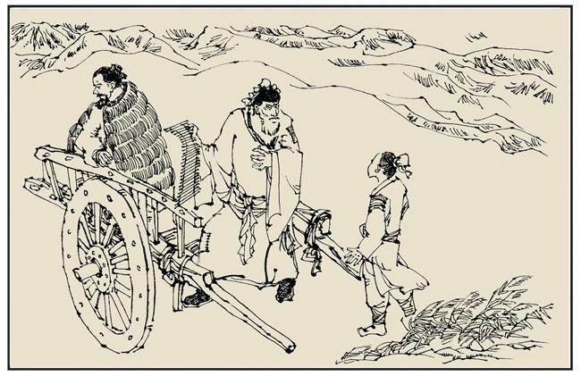 筚路蓝缕 - 西部落叶 - 《西部落叶》· 余文博客