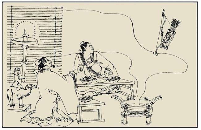 楚弓遗影 - 西部落叶 - 《西部落叶》· 余文博客